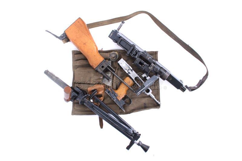 Maschinengewehr stockfotografie