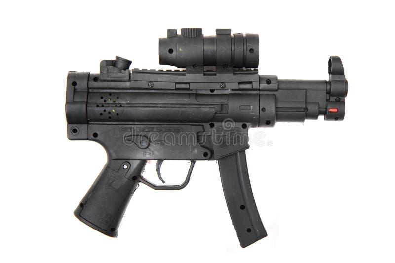 Maschinengewehr (Spielzeug) stockfotografie