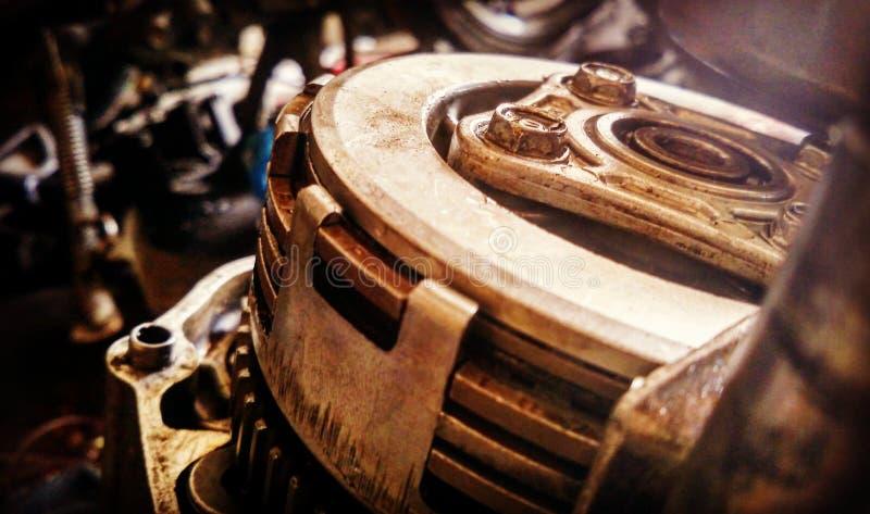 Maschinenteil lizenzfreie stockfotografie