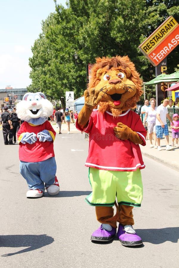 Download Mascot Festival Editorial Stock Image - Image: 25893519