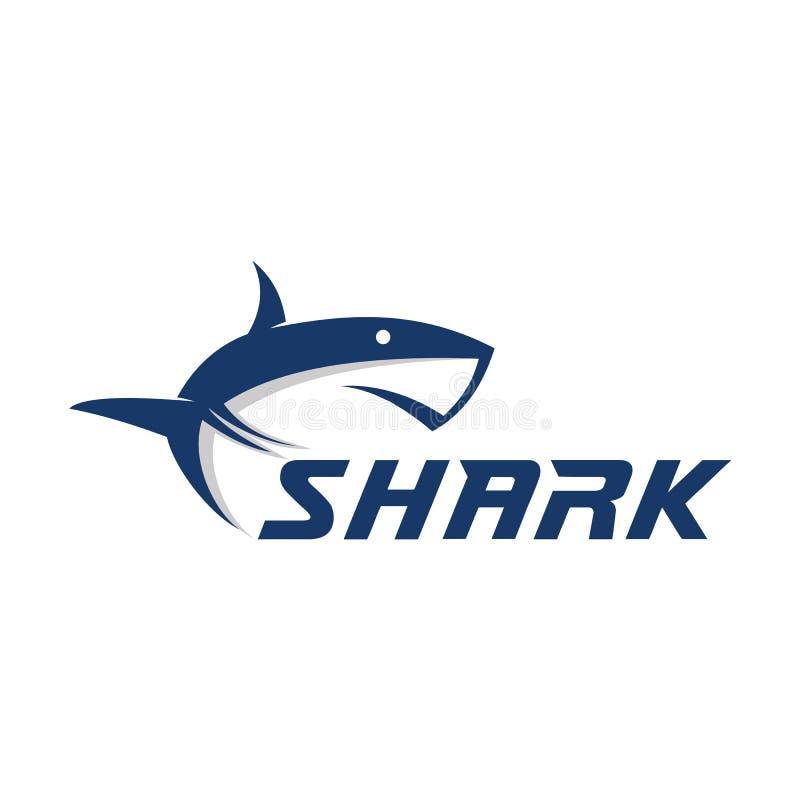 Mascot Shark Electronic Sport Game Logo Design Stock Illustration ...