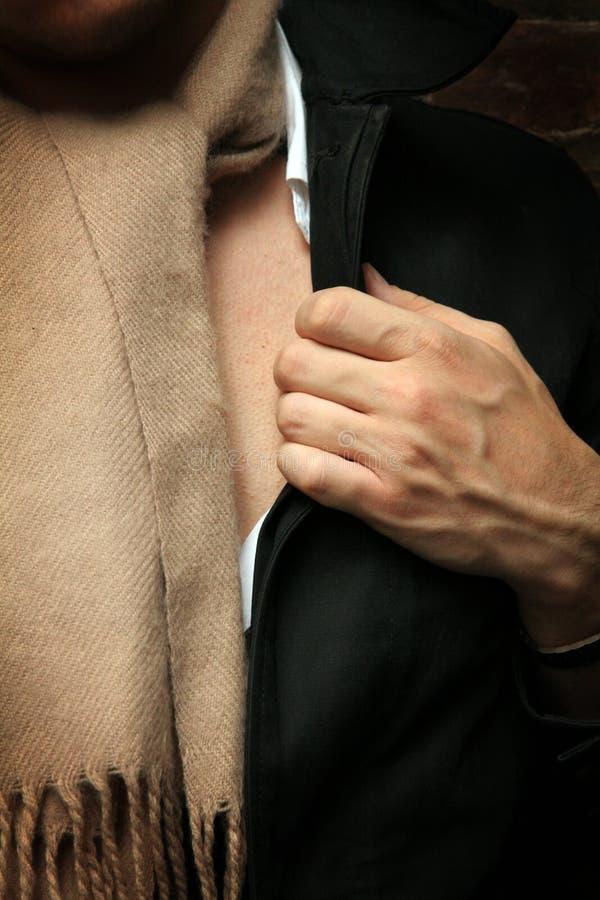 Masculine Hand Stock Photos