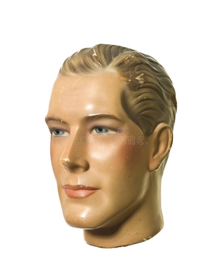 Masculine Mannequin Stock Image