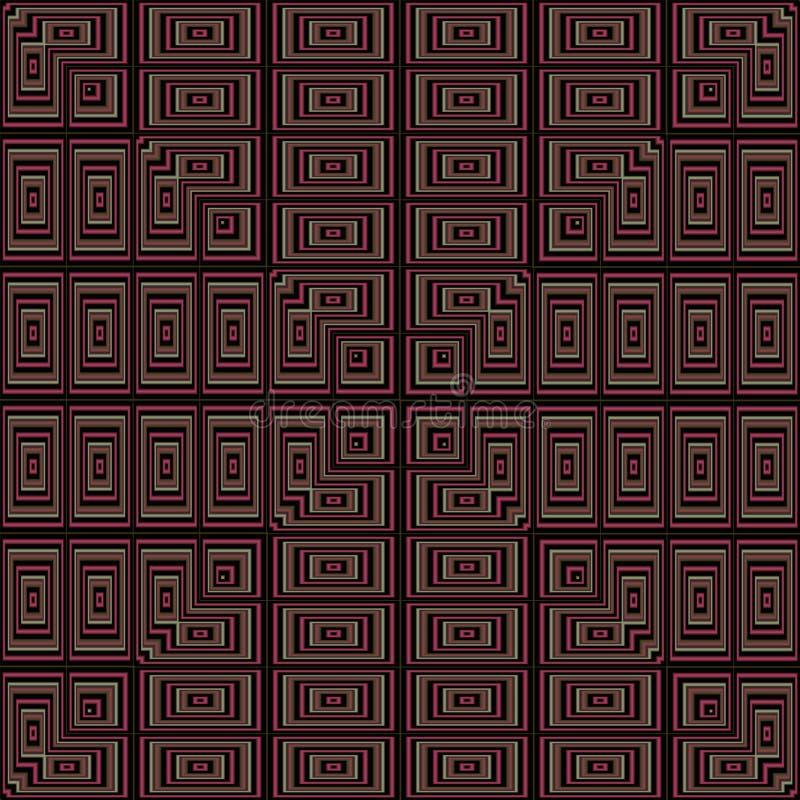 Download Masculine Squares Wallpaper Stock Illustration - Illustration: 2116695