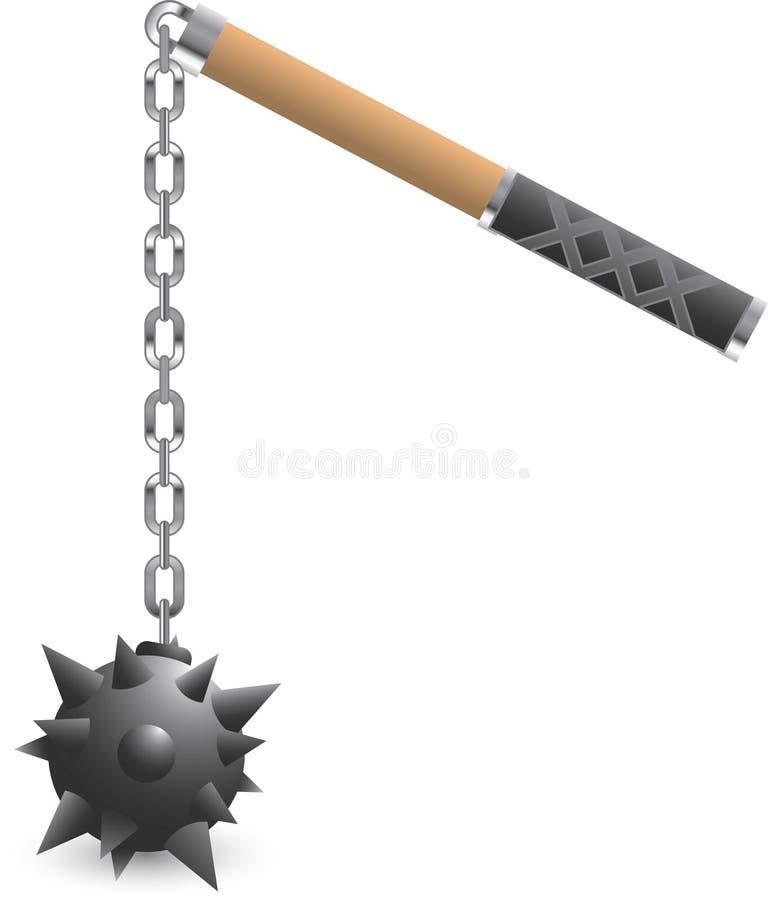Mase Broń Zdjęcie Stock