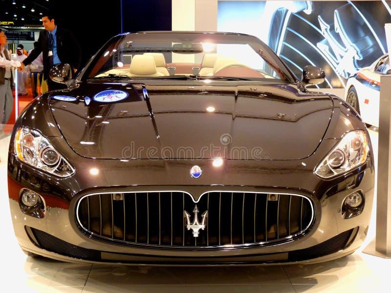Maserati Granturismo lizenzfreies stockbild