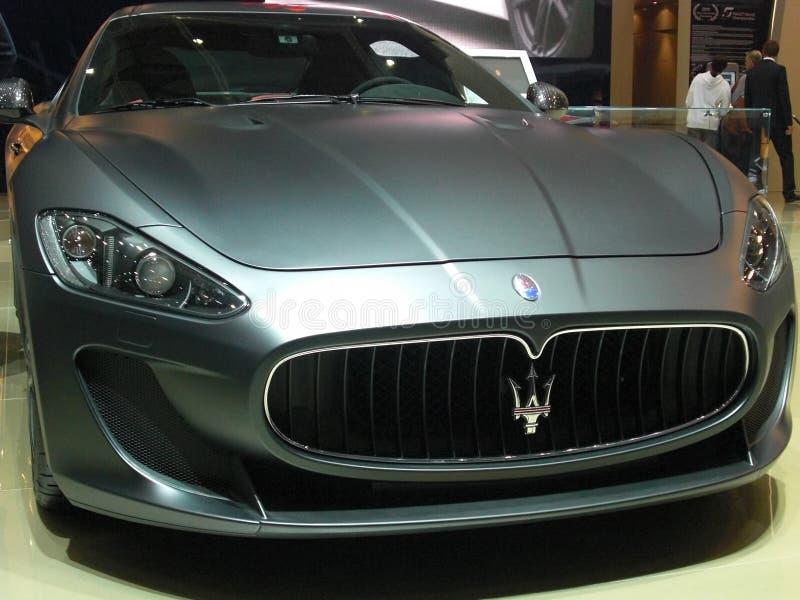 Maserati GranTurismo stock photos