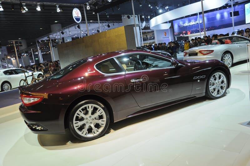 Maserati GranTurismo Coupe Editorial Stock Image