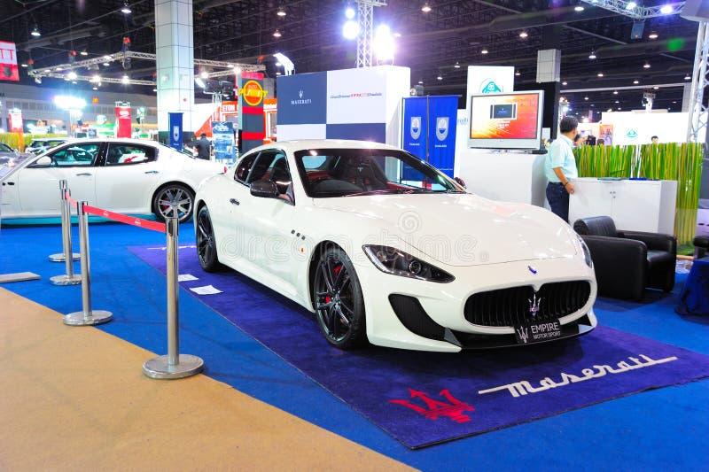 Maserati GranTurismo MC Stradale images stock