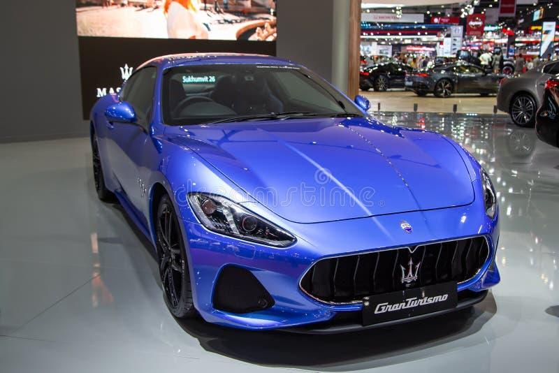 Maserati GranTurismo stockfotos