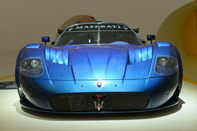 Maserati MC12 Sieger FIA GT1 lizenzfreie stockfotografie