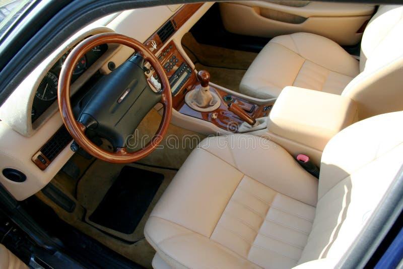 Maserati Quattroporte V6 Evoluzione fotos de stock