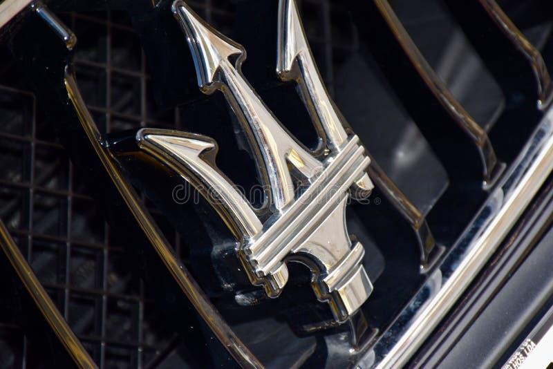 Maserati samochód fotografia royalty free