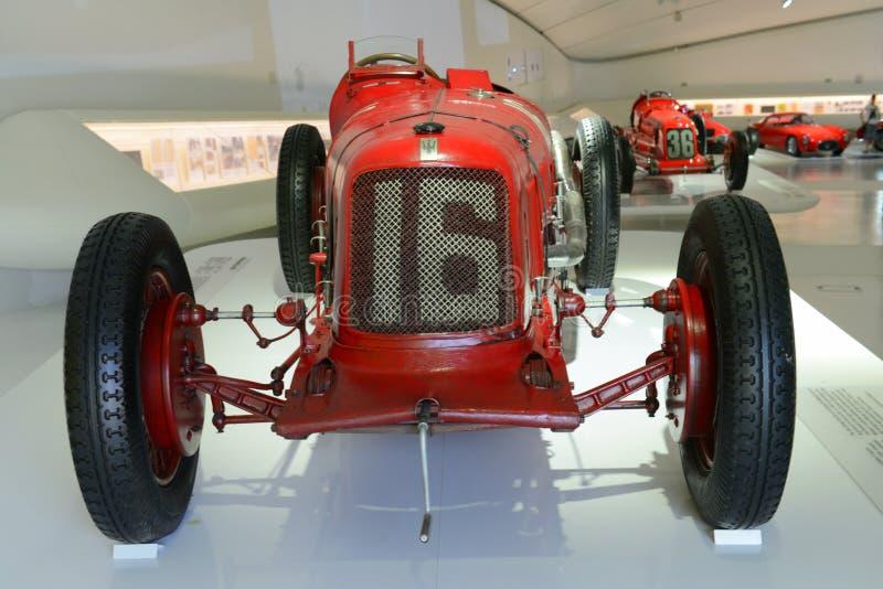 Maserati Tipo 26 imagenes de archivo