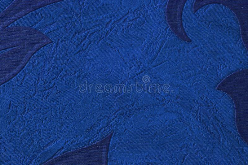 Masern Sie Blau mit gefugt Tiefe blaue Farbe, Nahaufnahme lizenzfreies stockfoto