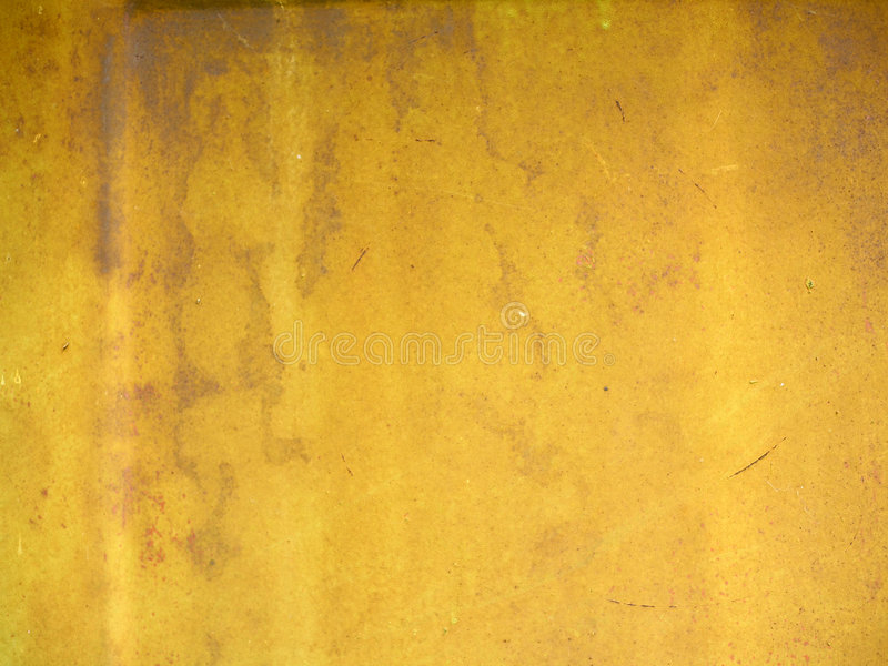 Masern Sie Gold in einem Metall lizenzfreie stockfotos