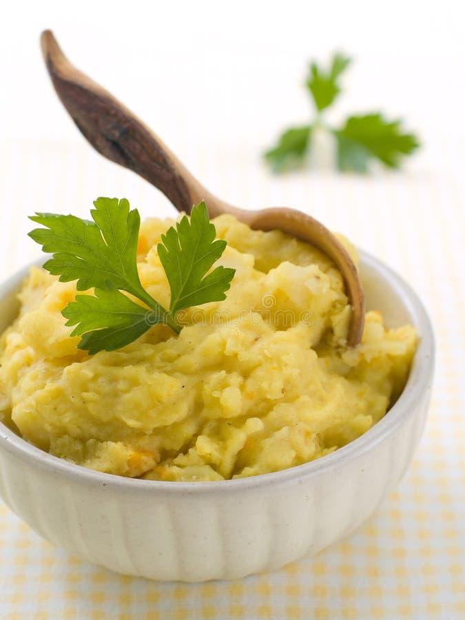 Download Mashed potato stock image. Image of wood, appetizing - 21102957