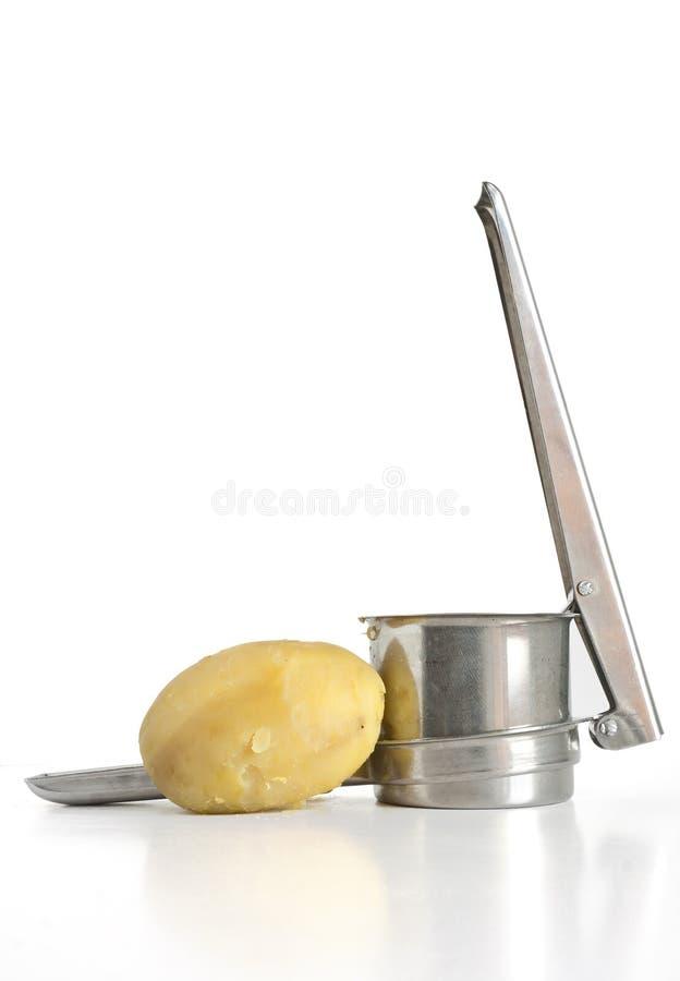Download Masher πατάτα στοκ εικόνα. εικόνα από σπίτι, απομονωμένος - 13177927