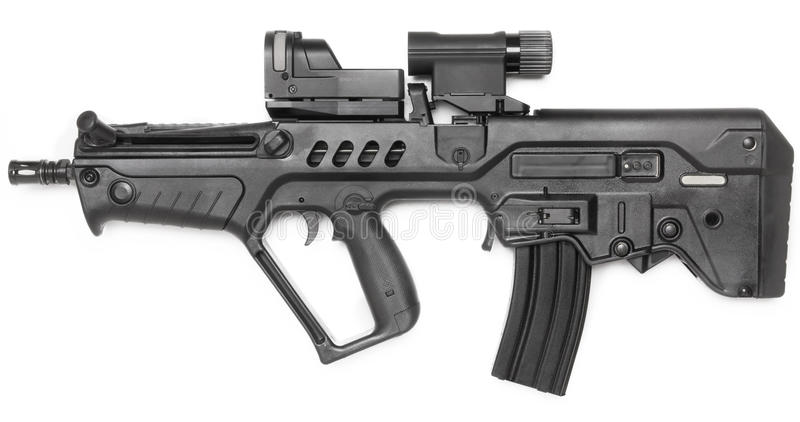 mashine пушки стоковая фотография