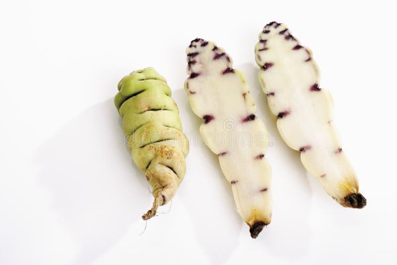 Mashua (tuberosum Tropaeolum) στοκ εικόνες