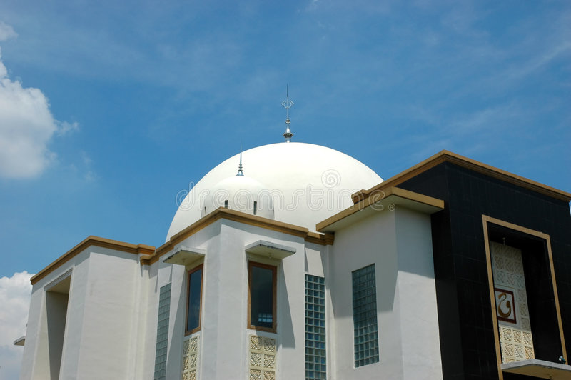 masjid obraz stock