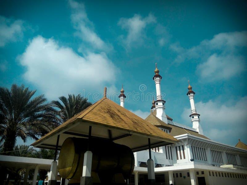 Masjid agung tasikmalaya Indonesia zdjęcie royalty free