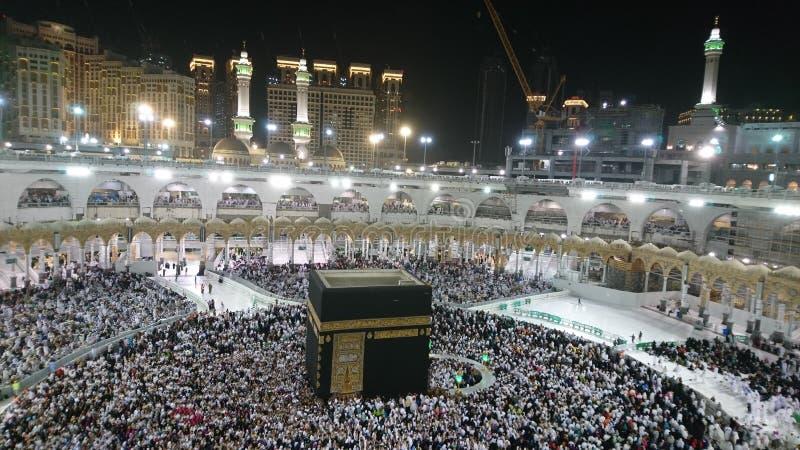 Masjid Al Haram e Kaaba foto de stock royalty free
