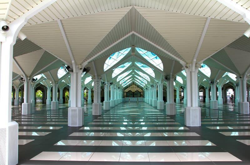 Masjid como-Syakirin fotografia de stock