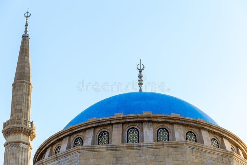 Masjid d'amin d'Al de Mohamed photo libre de droits