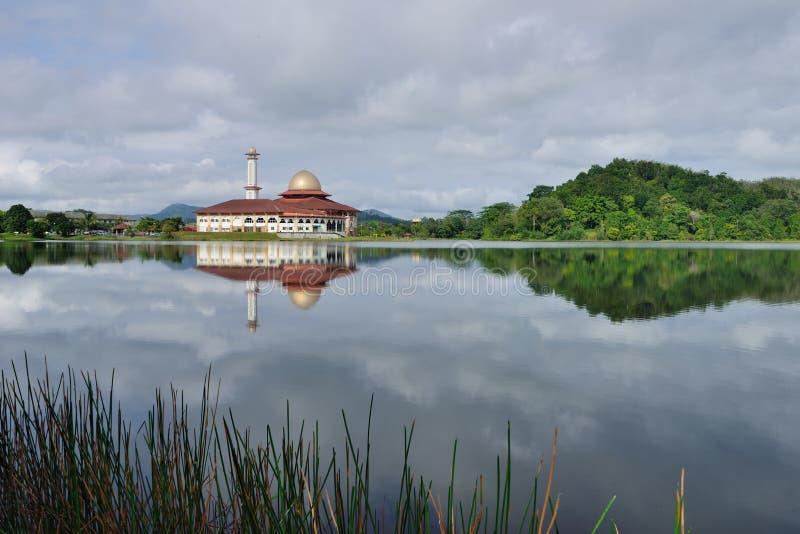 Masjid Darul Quran JAKIM. Kuala Kubu Bharu, Selangor, Malaysia stock photography