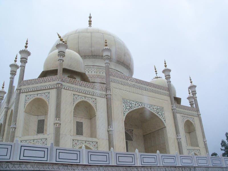 Masjid at dehli royalty free stock images