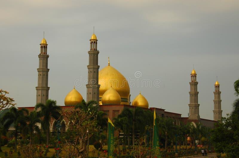 Download Masjid Dian Al Mahri/The Golden Dome Mosque Stock Photo - Image: 26342334