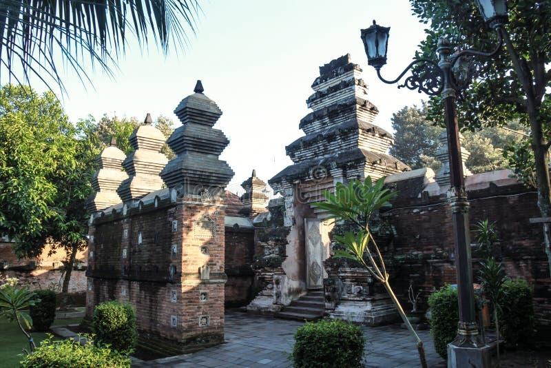 Masjid Gede Mataram Kota Gede Yogyakarta photos stock
