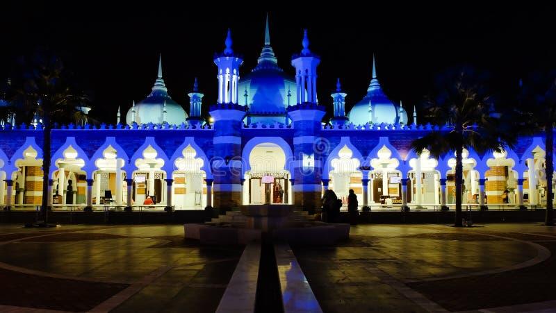 Masjid Jamek royalty-vrije stock foto's