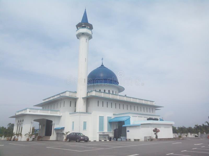 Masjid Jamek Mersing stock afbeeldingen