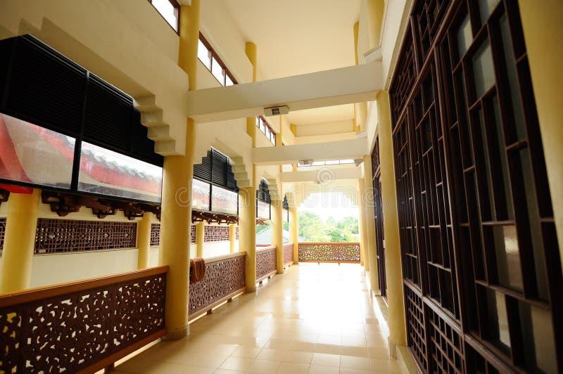 Masjid Jubli Perak Sultan Ismail Petra a K A Masjid Peking fotografering för bildbyråer