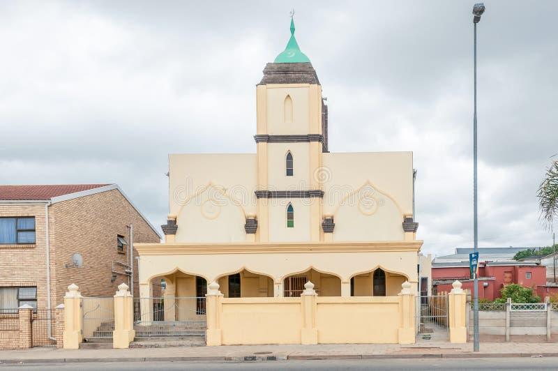 Masjid Mumineen i Uitenhage arkivfoto