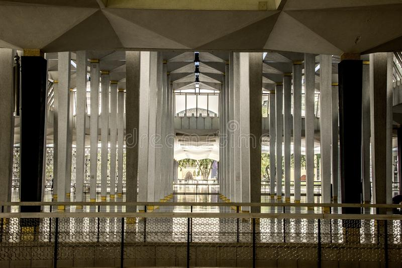 Download Masjid Negara stock photo. Image of edge, building, exterior - 24579592