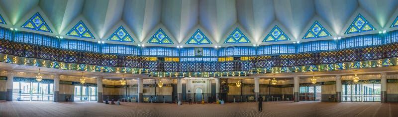 Masjid Negara Malezja obraz stock