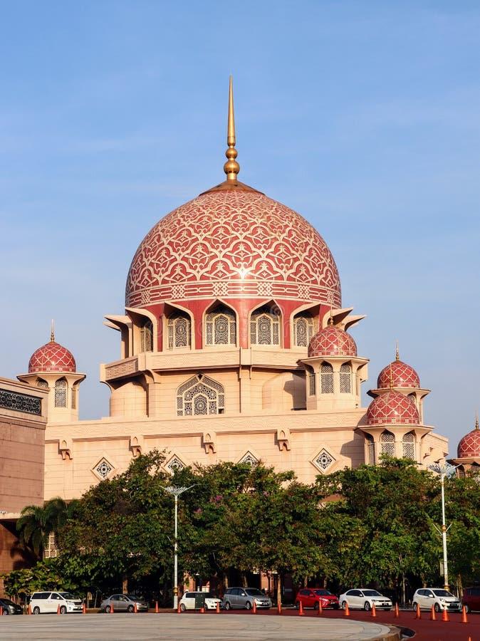 Masjid Putra στοκ φωτογραφίες με δικαίωμα ελεύθερης χρήσης