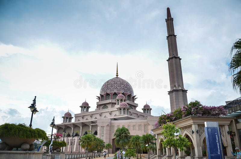 Masjid Putra photos stock