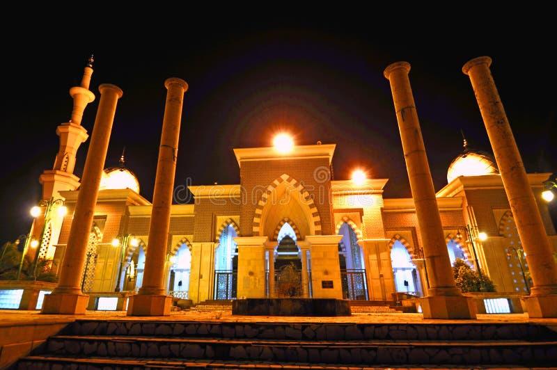 Masjid Raya Makassar fotografia stock