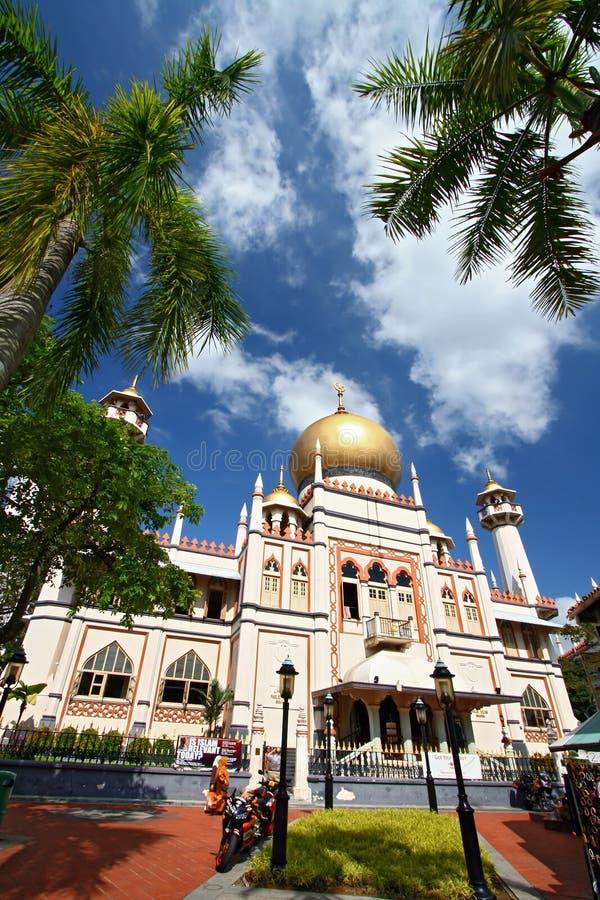 masjid sułtan obraz royalty free