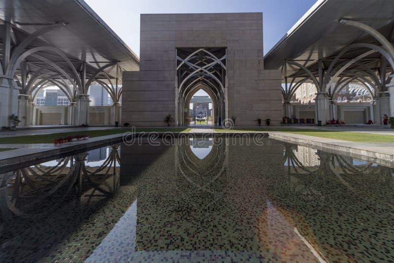 Masjid Tuanku Mizan Zainal Abidin royalty free stock image