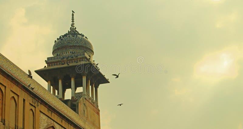 Masjid Wazir Khan стоковое фото rf