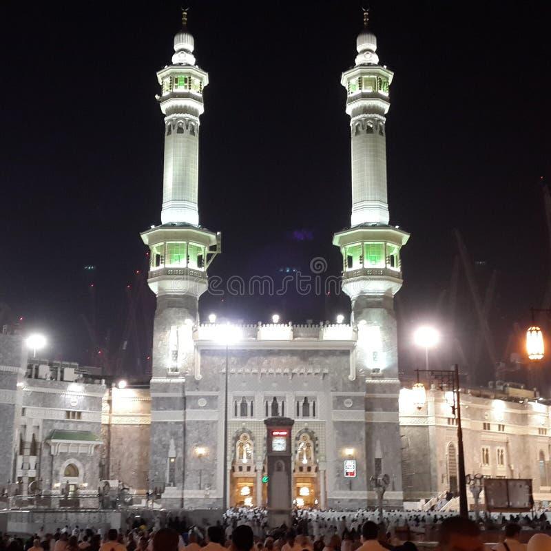 Masjidil Haram fotografia stock