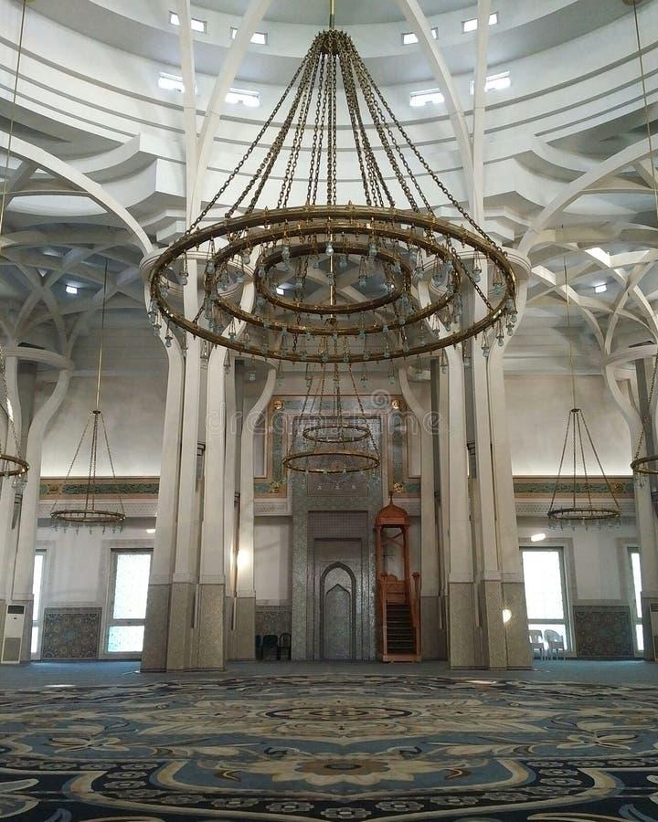 Masjids bonito fotografia de stock royalty free