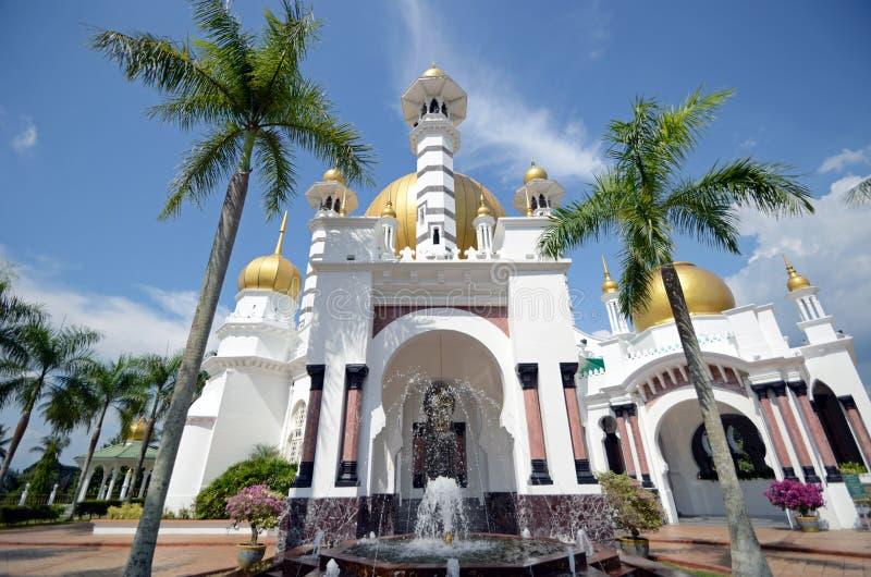 masjidubudiah arkivbild