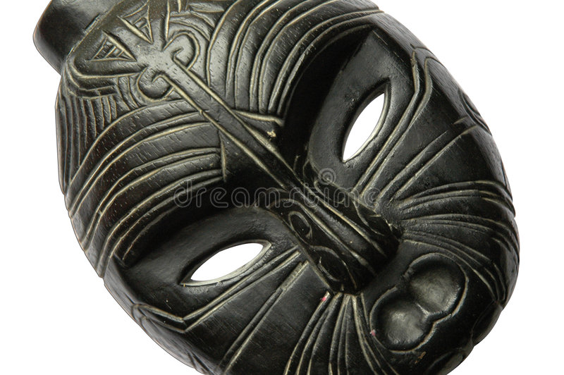 Download Mask stock photo. Image of wooden, native, carved, mask - 1376940
