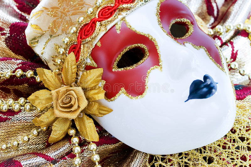 Download Mask stock image. Image of colorful, fragile, accessories - 391435